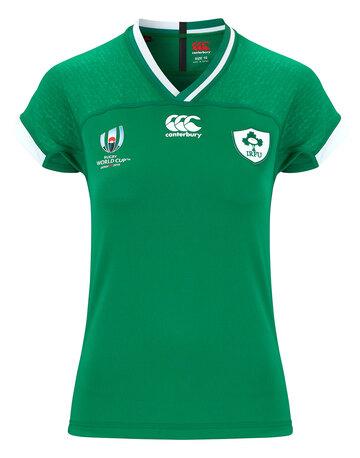 Ladies Ireland Home Jersey RWC 2019