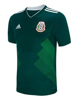 Adult Mexico WC 2018 Home Jersey
