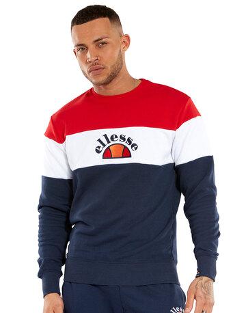 Mens Oriveto Crew Sweatshirt