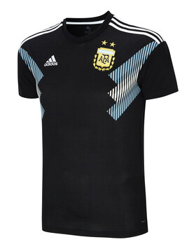 Adult Argentina WC18 Away Jersey