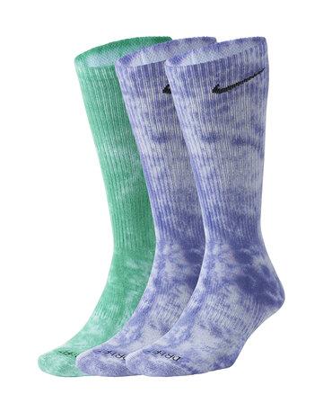 Everyday Tie-Dye 2 Pack Crew Socks