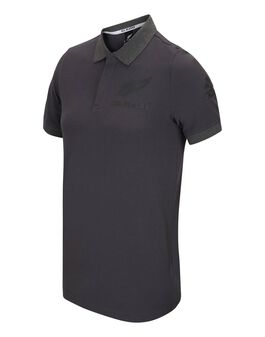 Adult All Blacks Anthem Polo