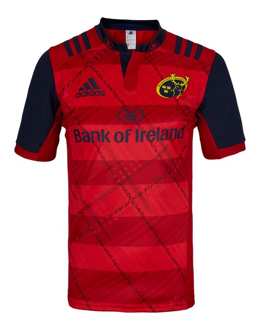 Adult Munster European Jersey