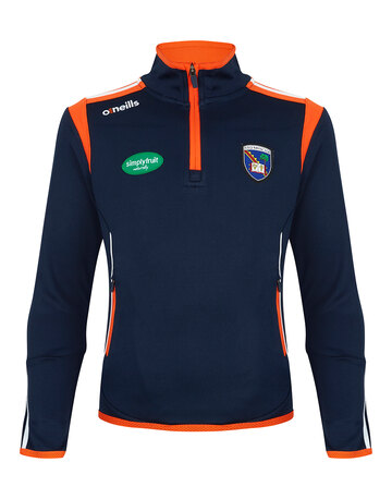 Kids Armagh Solar Half Zip Top