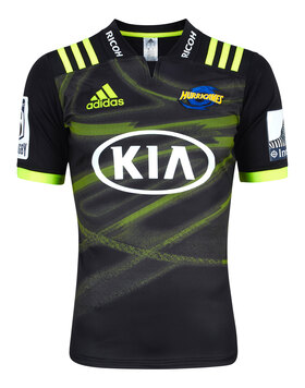 Adults Hurricanes Away Jersey 18/19