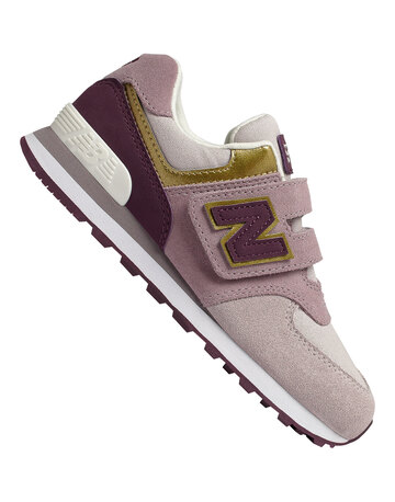 d146bb3255e7 Younger Girls 574 Trainer ...