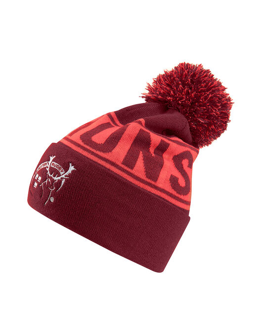 Munster Supporters Bobble Hat