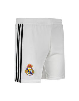 Kids Real Madrid 18/19 Home Shorts