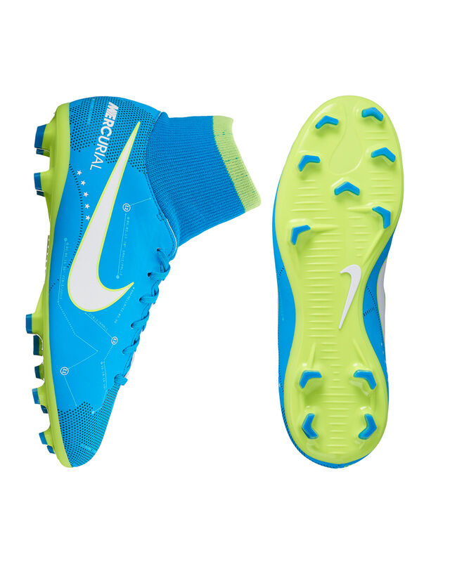 Kids Mercurial NJR Victory Firm Ground
