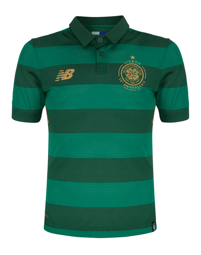 Celtic Kids 17/18 Away Jersey