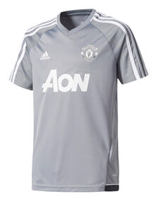 Kids Man Utd 17/18 Training Jersey