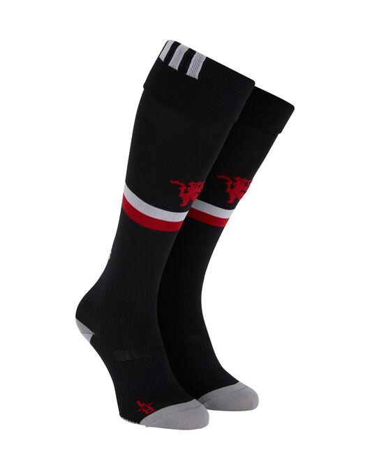 Kids Man Utd 17/18 Home Socks