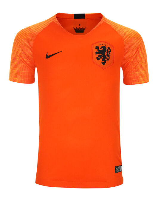 Kids Holland Home 18/19 Jersey