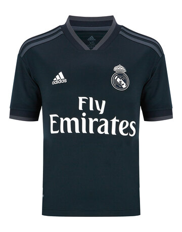 eac1a9be0 Kids Real Madrid 18 19 Away Jersey ...
