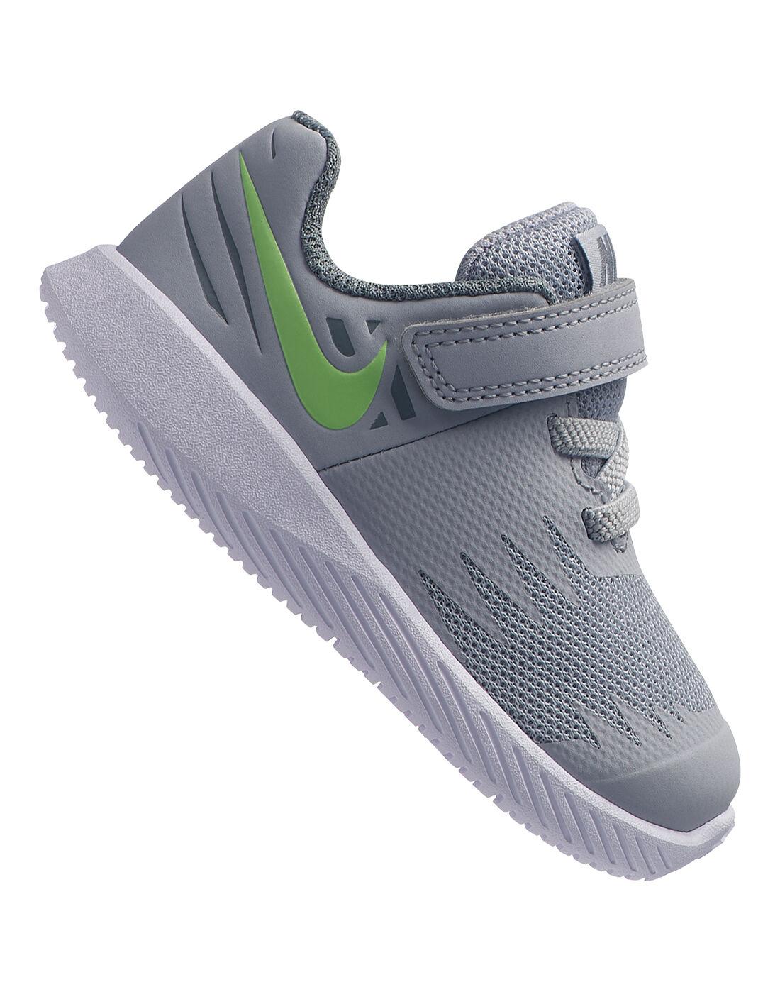 Nike Infant Star Runner - Grey | Life