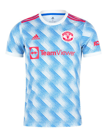 Adult Manchester United 21/22 Away Jersey