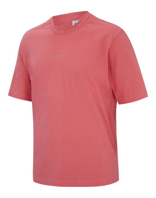Mens Premium Rib Detail T-Shirt