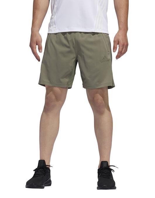 Mens AeroReady 3 Stripe Shorts