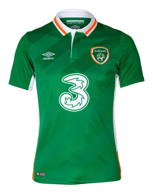 Adult Ireland Home Jersey