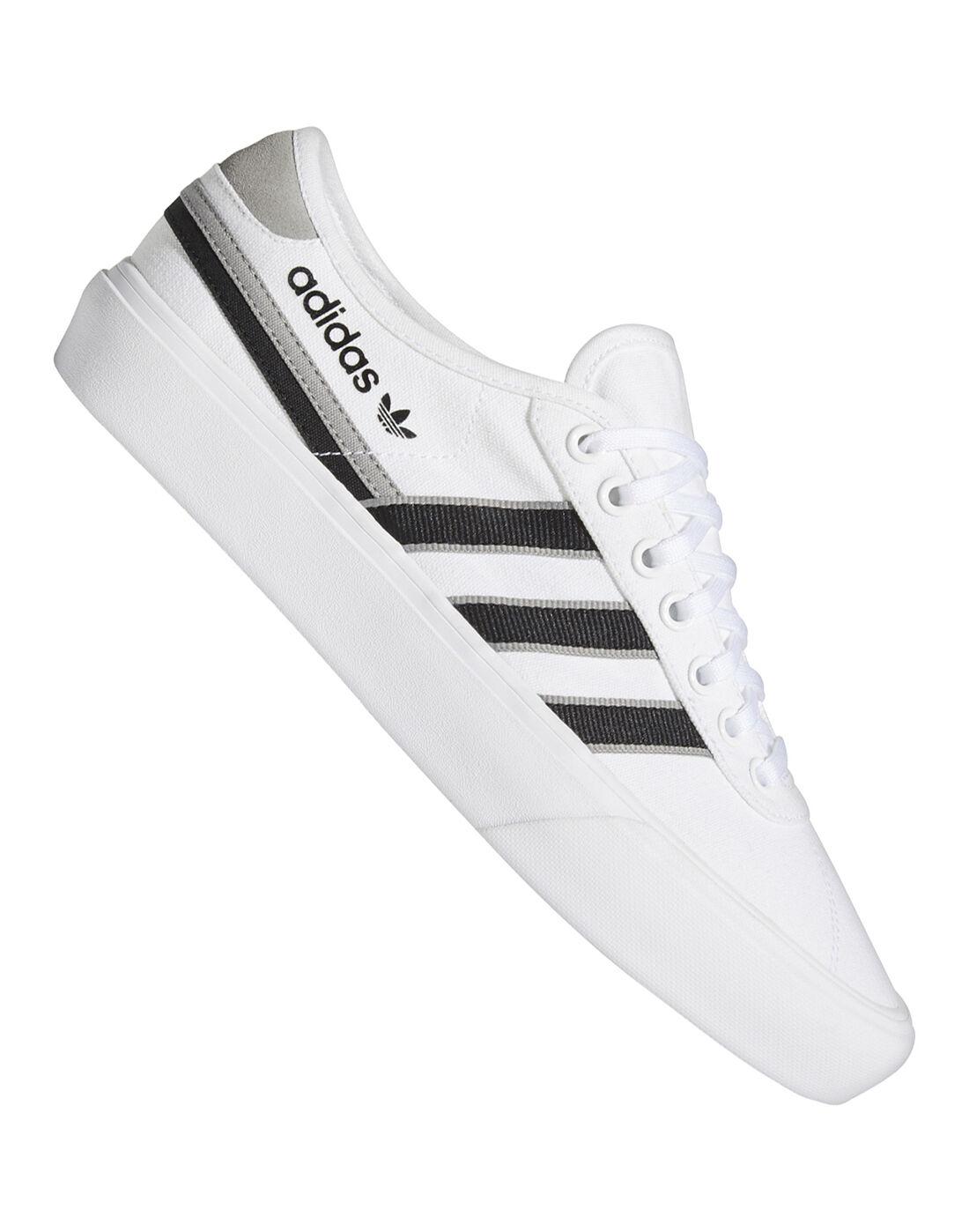 adidas Originals adidas bermuda grey black shoes clearance   Mens Delpala