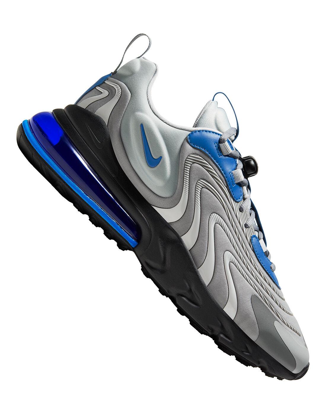 Nike Mens Air Max 270 React ENG - Grey