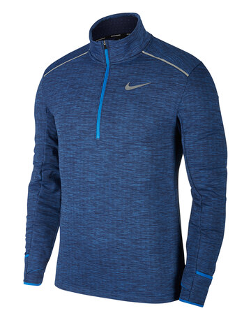 Mens Element Sphere Half Zip Top