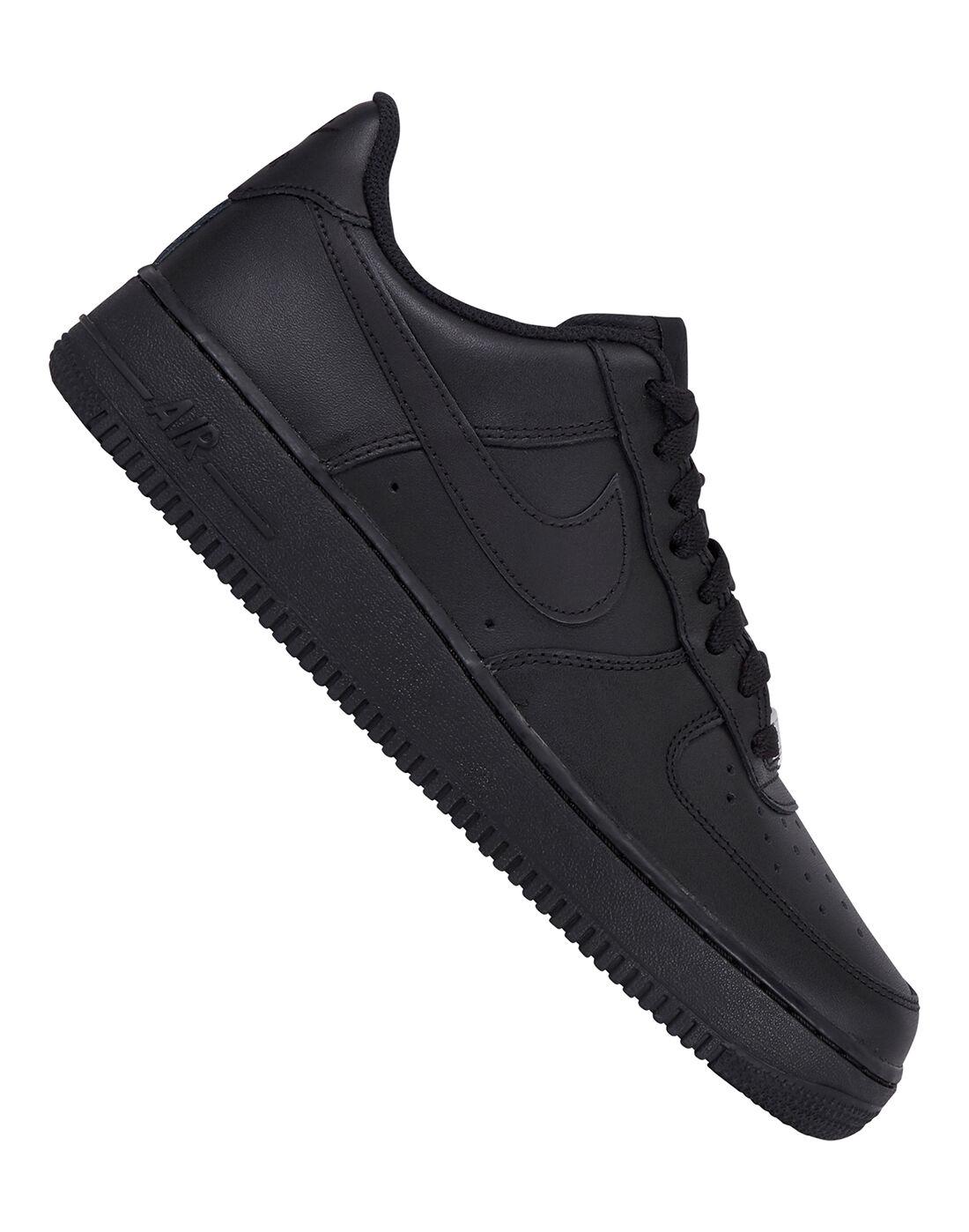 mens air force 1 black