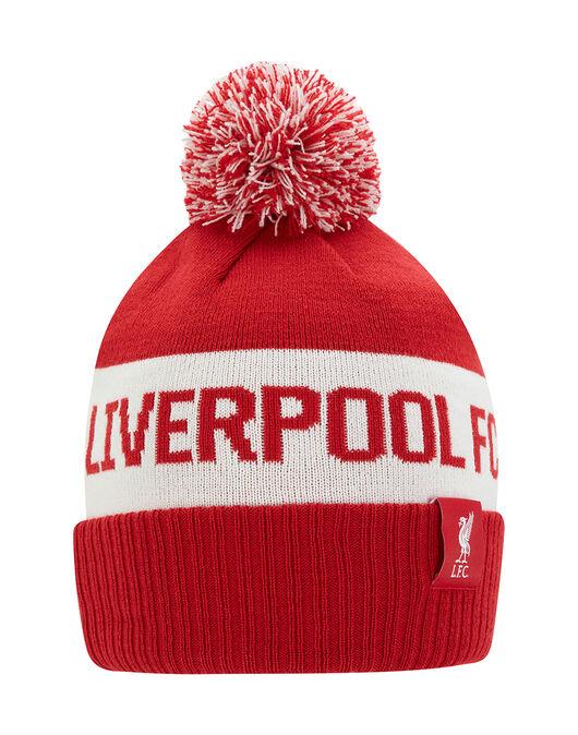 Adult Liverpool Beanie Hat