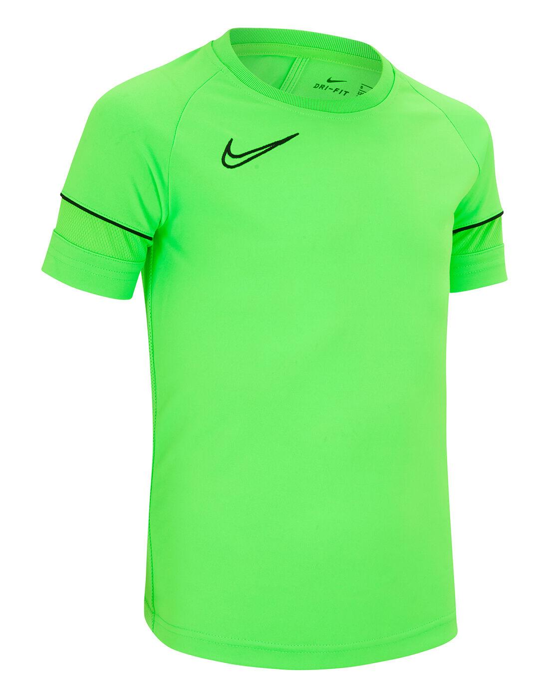 Nike nike huarache wolf grey aquatone blue eyes | Older Boys Academy T-shirt