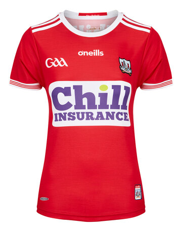 Womens Cork Home Jersey