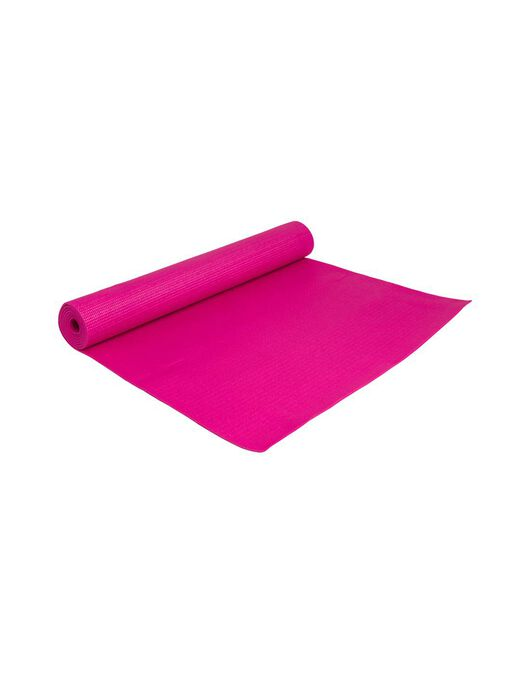 mats domyos gentle id yoga decathlon tpe pink mat by