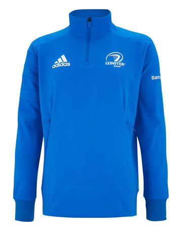 Adult Leinster Fleece Half Zip Top