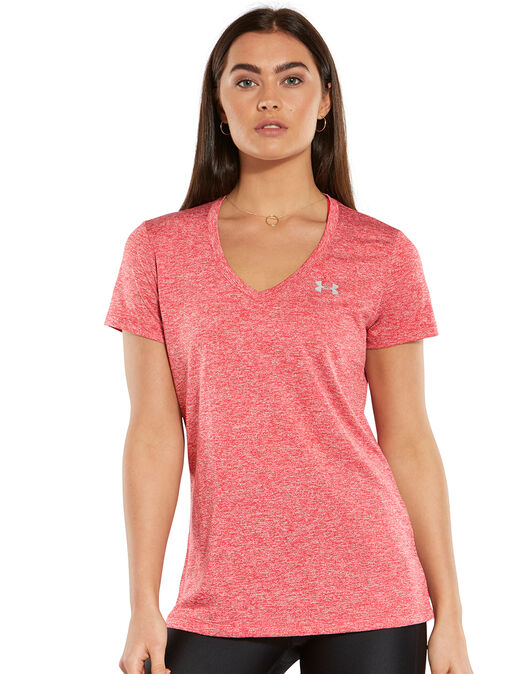 Womens Tech V-neck T-Shirt