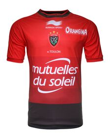 Adult Toulon Home Jersey