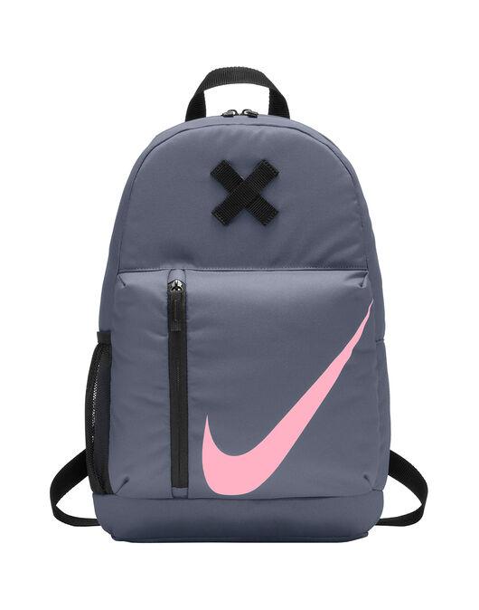 Grey   Pink Nike School Bag  ff75fdc14edf