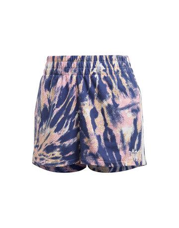 Womens Adicolor 3 Stripes Shorts