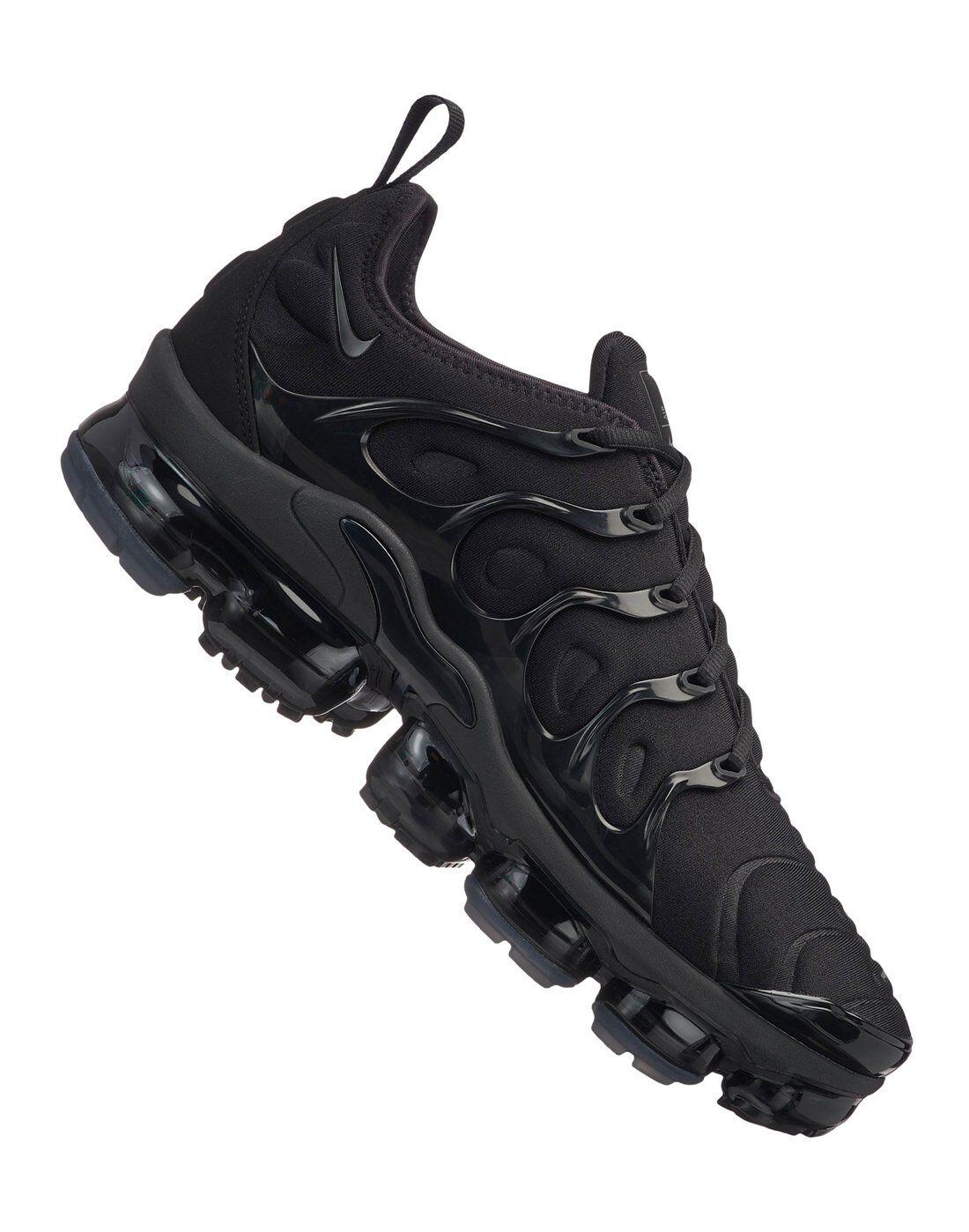 Nike Air Vapormax Plus Triple Black