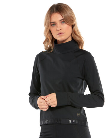 Womens Coldgear Rush Top