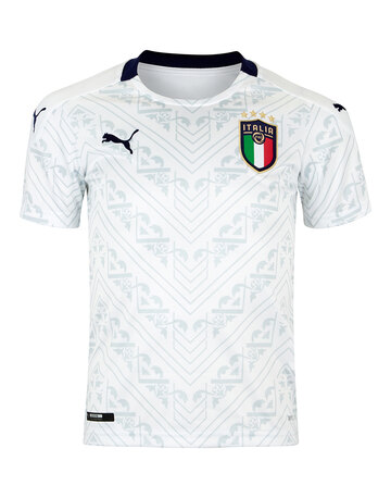 Kids Italy Away Jersey
