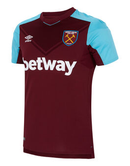 West Ham United 17/18 Home Jersey
