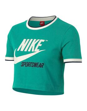 Womens Archive Crop T-Shirt