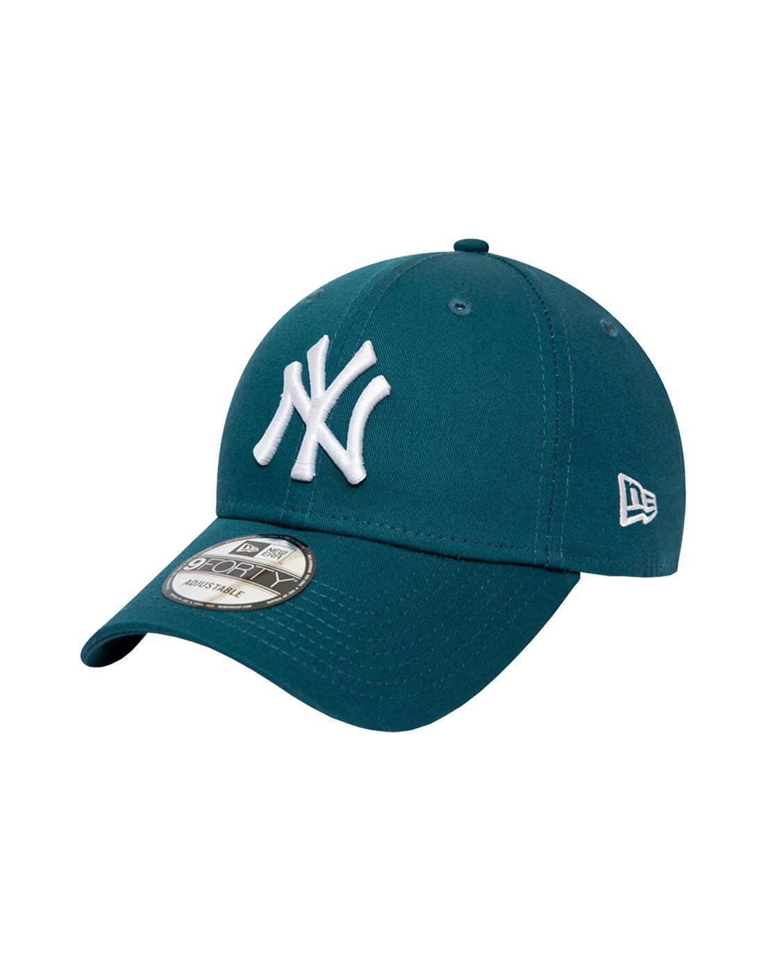 New Era MLB Seasonal Team Logo 9Forty Cap - Blue | nike air max ...