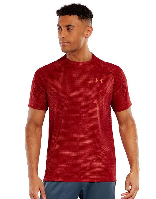 Mens Printed Tech 2.0 T-Shirt