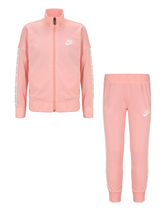 Younger Girls Full Zip Taping Tracksuit