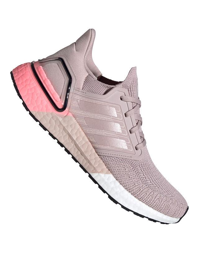 Adidas Womens Ultraboost 20 - Pink - 7