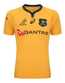 Adult Wallabies Home Jersey 2018