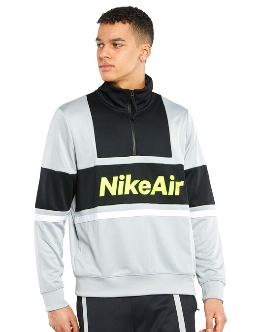 Mens Nike Air Half Zip Top