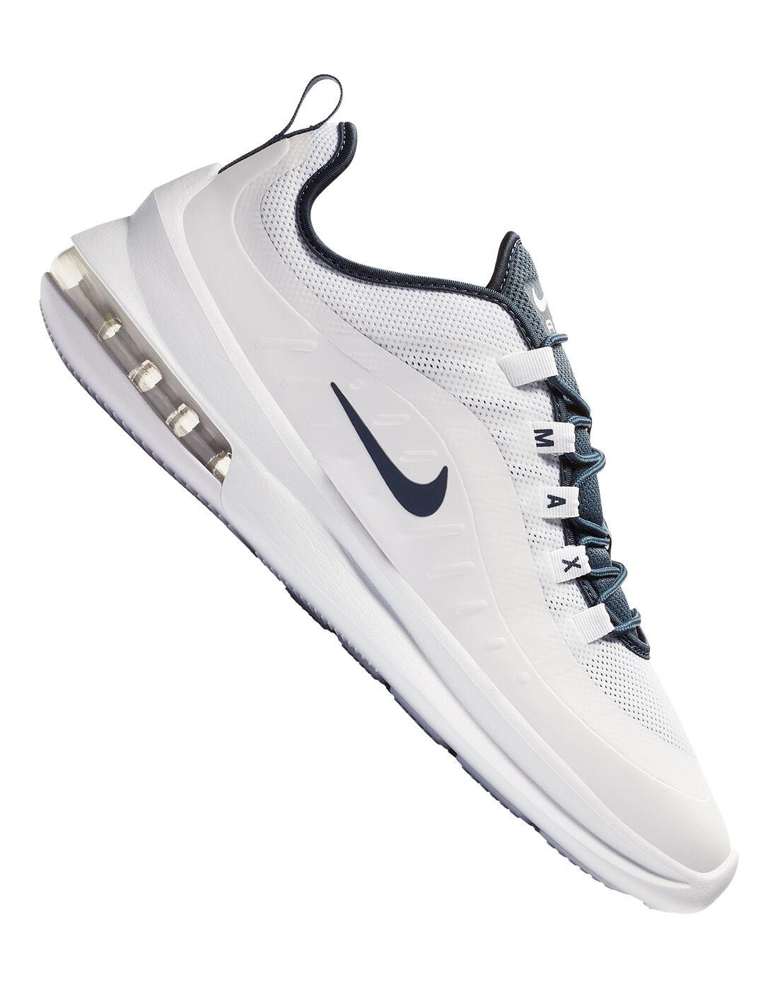 Men's White Nike Air Max Axis | Life Style Sports