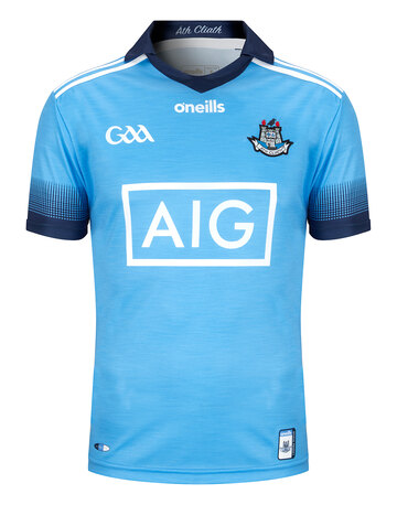 Adult Dublin Home Tight Fit Jersey 2019