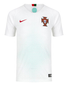 Kids Portugal Away 18/19 Jersey
